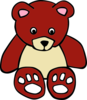 Cute Brown Teddy Image